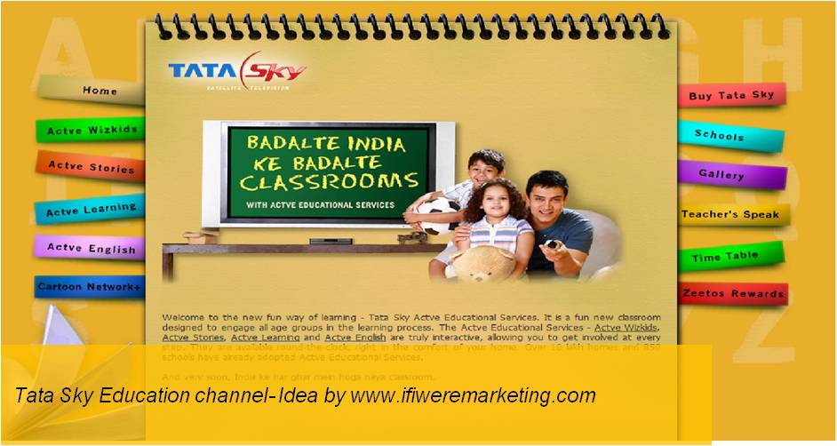colgate gel toothpaste-tata sky educational channel-www.ifiweremarketing.com