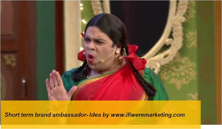 colgate sensitive toothpaste- short term brand ambassador- www.ifiweremarketing.com