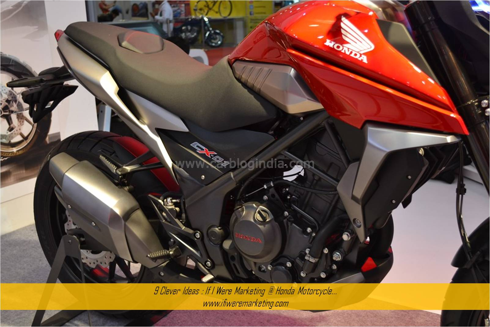 9 Clever Ideas If I Were Marketing Honda Motorcycle Motorcycles Designs