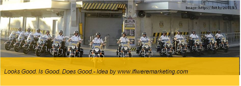 honda motorcycle marketing-look good is good-www.ifiweremarketing.com