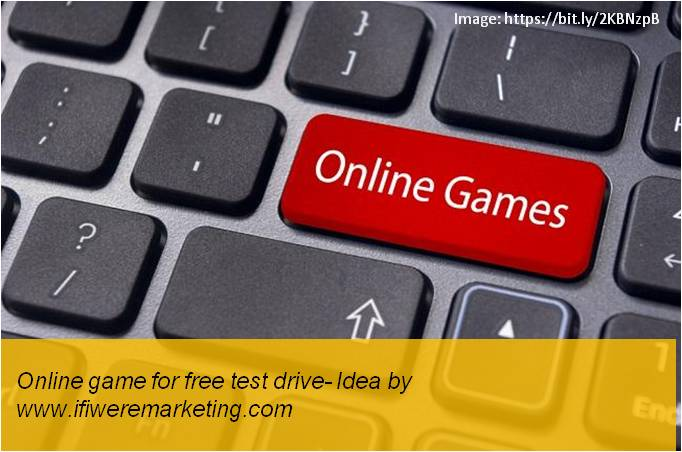 honda motorcycle marketing-online game for free test drive-www.ifiweremarketing.com