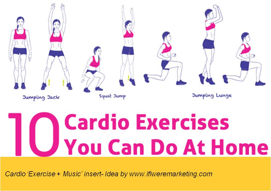 kellogg's oats- cardio exercise plus music insert- www.ifiweremarketing.com