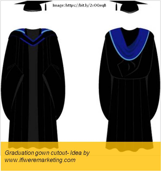 vodafone telecom marketing-graduation gown and cap-www.ifiweremarketing.com