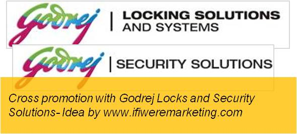 blackberry mobiles marketing-tie up with godrej locks and securities-www.ifiweremarketing.com