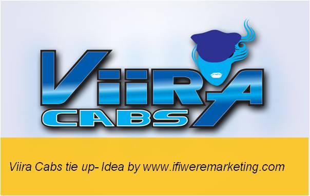 women horlicks marketing-Tie up with Viira Cabs-www.ifiweremarketing.com