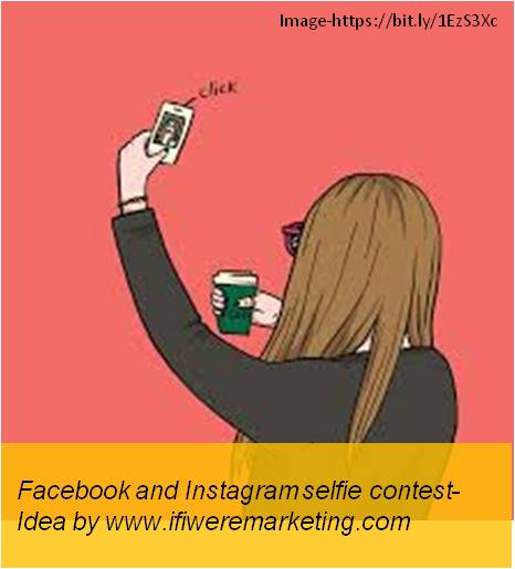 women horlicks marketing-facebook and instagram selfie contest-www.ifiweremarketing.com