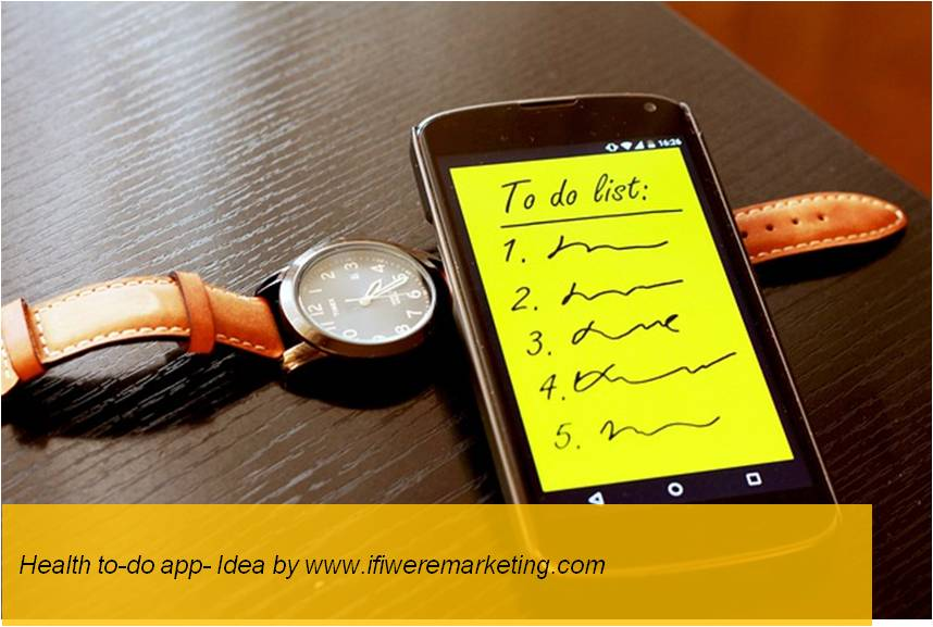 women horlicks marketing-health to-do app-www.ifiweremarketing.com
