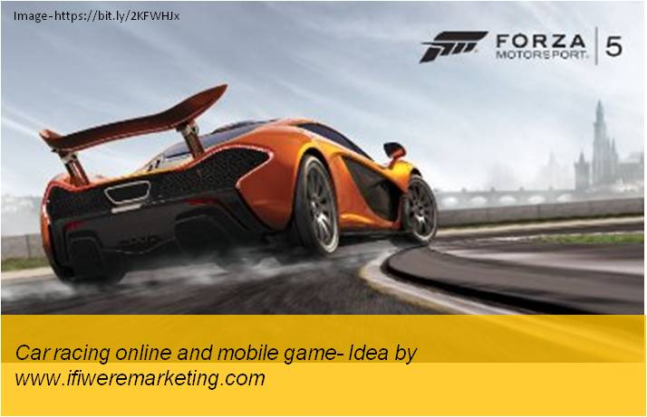 car tyres marketing-A Car Racing Mobile and Online Game-www.ifiweremarketing.com