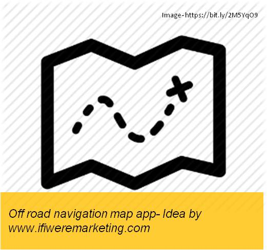 car tyres marketing-ceat-Off-road Navigation Map App-www.ifiweremarketing.com