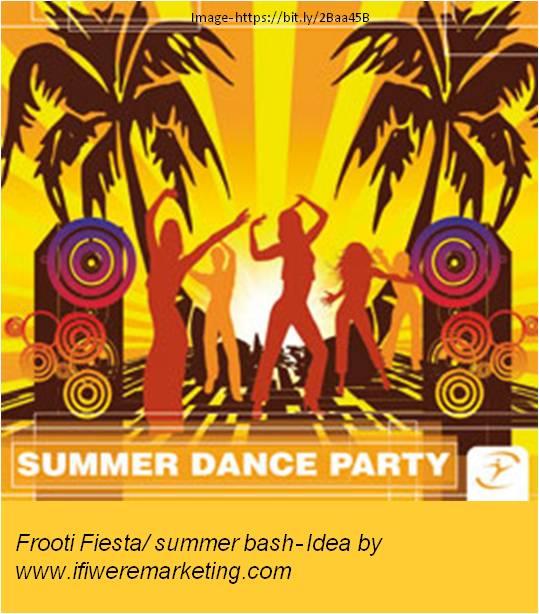 mango drinks- Frooti Fiesta or Summer Bash-www.ifiweremarketing.com