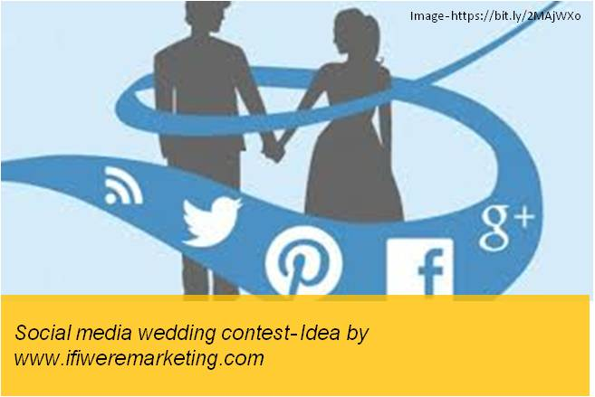 electrical equipment marketing- havells fans- social media wedding contest-www.ifiweremarketing.com