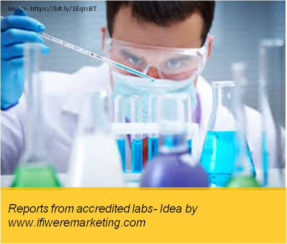 maggi noodles-reports from accredited labs from around the world-www.ifiweremarketing.com