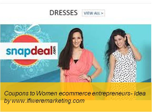 fashion marketing ideas for titan raga watches- invites and discount coupons to women ecommerce entrepreneurs-www.ifiweremarketing.com
