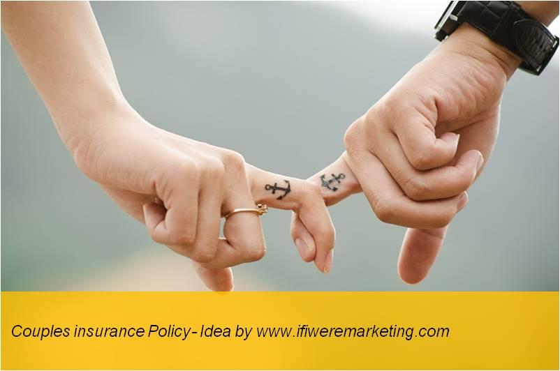 insurance marketing hdfc couples insurance policy-www.ifiweremarketing.com