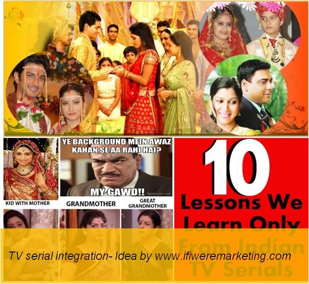 insurance marketing hdfc tv serial integration-www.ifiweremarketing.com