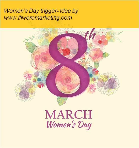 insurance marketing hdfc women's day trigger-www.ifiweremarketing.com
