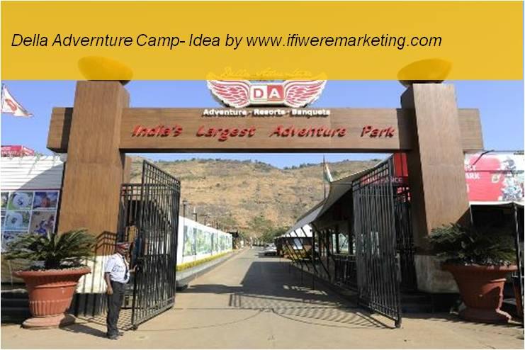 experiential marketing-della adventure camp-www.ifiweremarketing.com