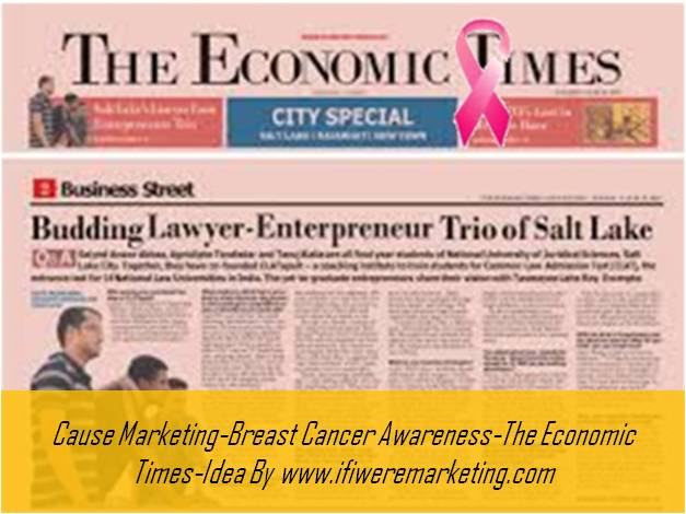 cause marketing-star plus breast cancer awareness-the economic times-www.ifiweremarketing.com