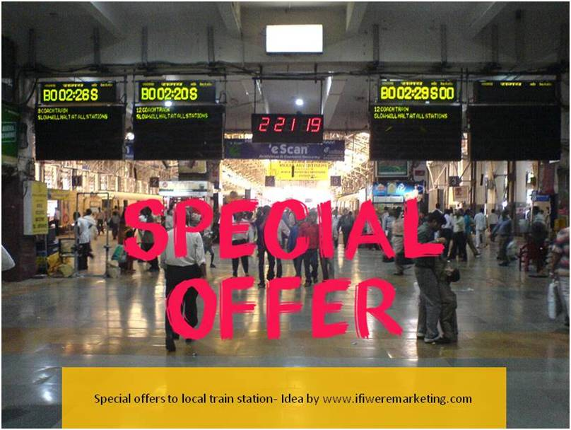 clever marketing ideas-uber- special offers-www.ifiweremarketing.com