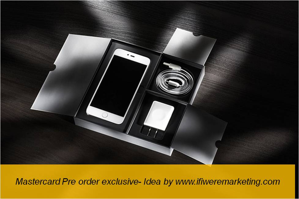 mastercard preorder exclusive-www.ifiweremarketing.com