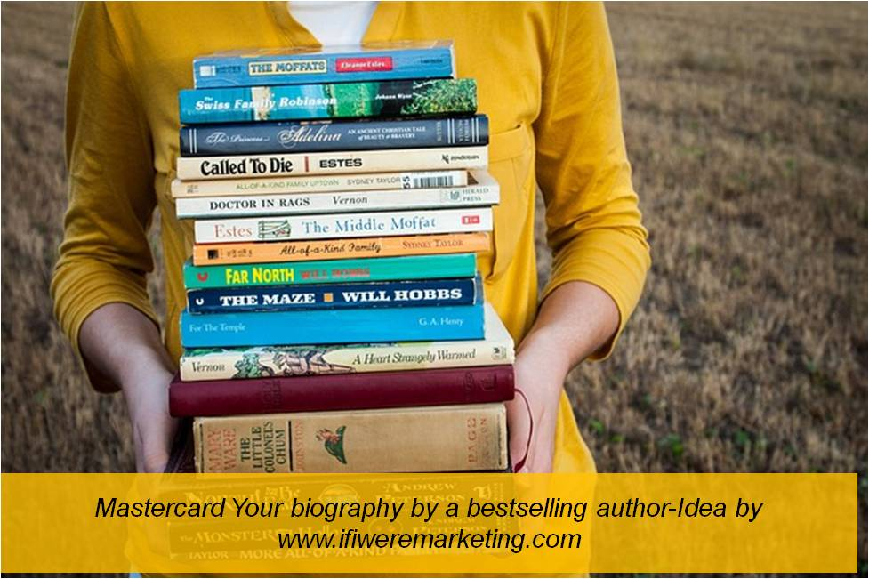 mastercard your biography by a bestselling author-www.ifiweremarketing