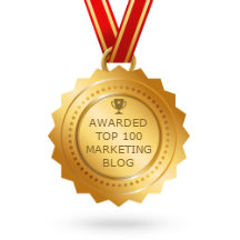 top 100 marketing blogs-www.ifiweremarketing.com