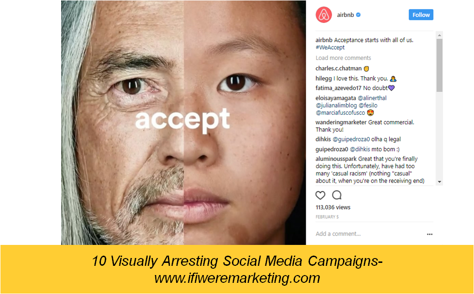 airbnb- social media campaigns-www.ifiweremarketing.com