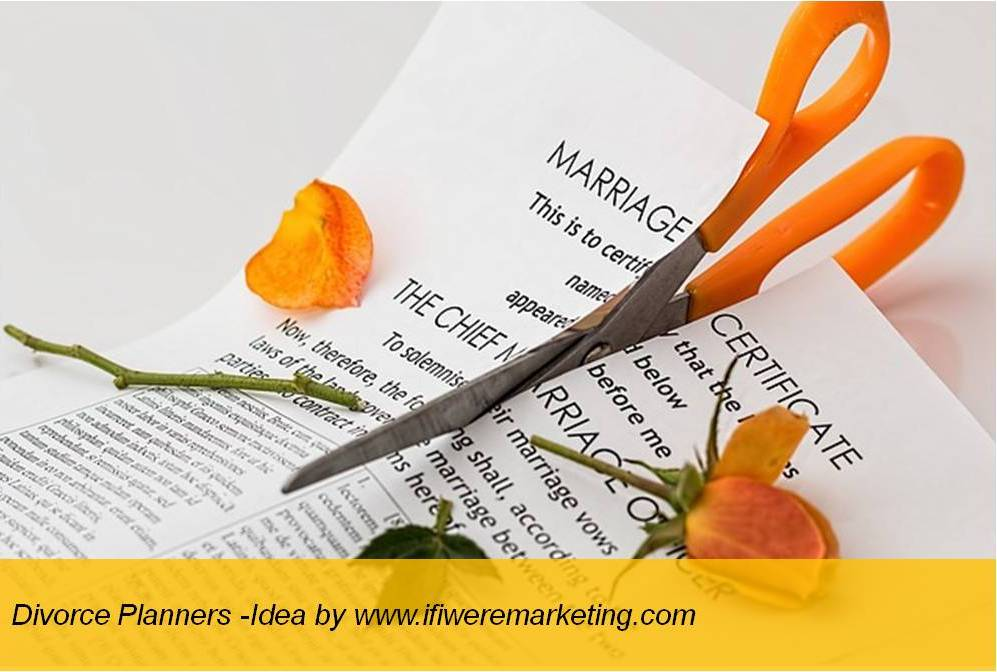 divorce planners-event agency- www.ifiweremarketing.com